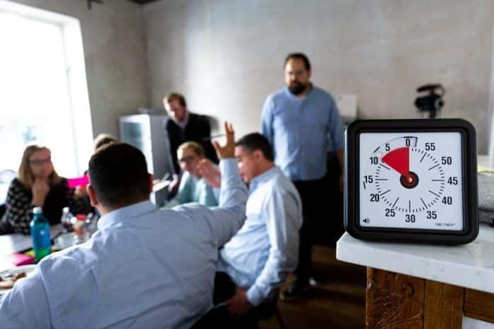 Takkt AG als Kunde von Me & Company in einem gemeinsame Workshop zur Nutzung von Personas
