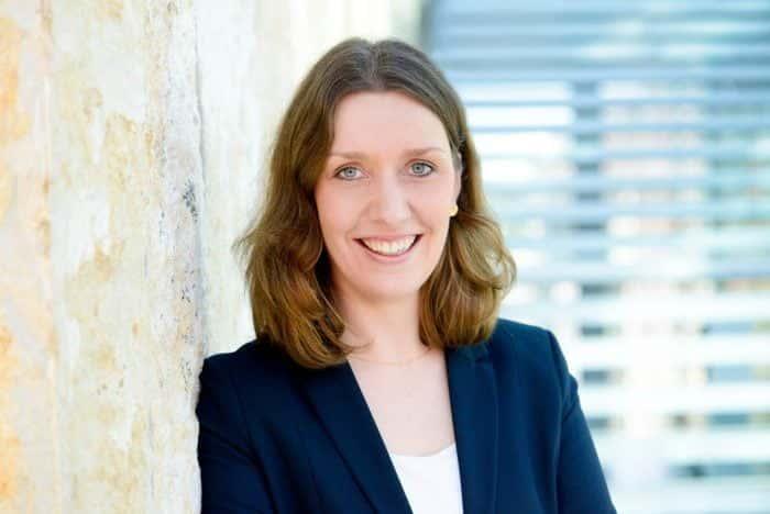 Portraitfoto von Ann-Kristin Montino von TAKKT als Kunde von Me & Company