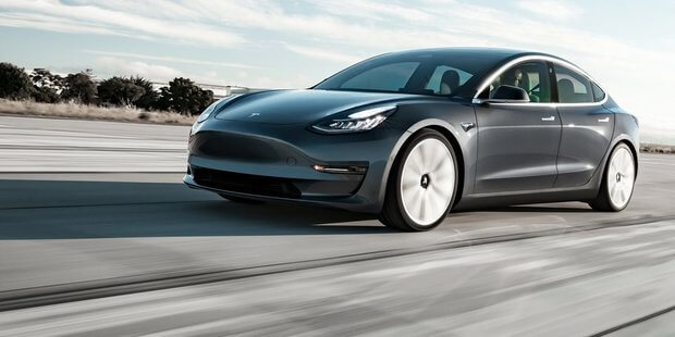 Ein Beispiel für die VUCA Welt: das Tesla Model 3