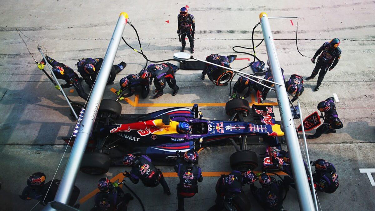 High Performance Teams in der Formel 1